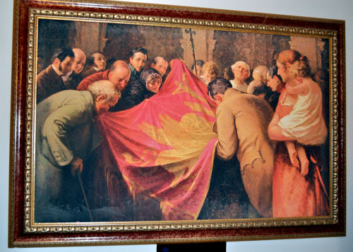 Museo-di-Perasto,-Giuseppe-Lallich