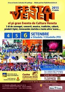 Fest dei Veneti 2015