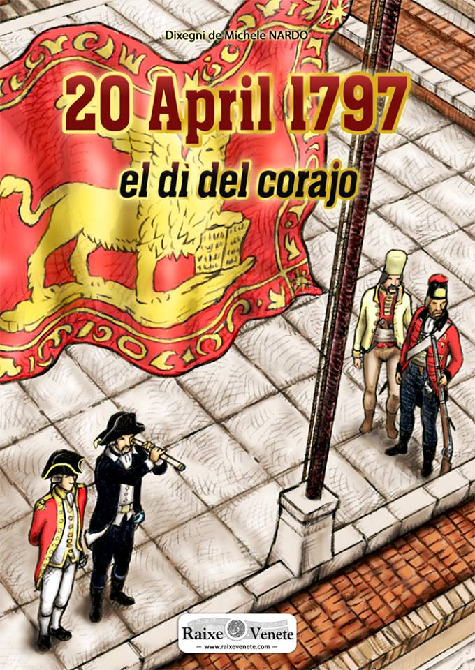 20 april - raixe venete