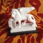Statua leon - raixe venete